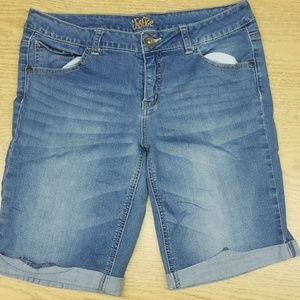 Size 16 plus shorts